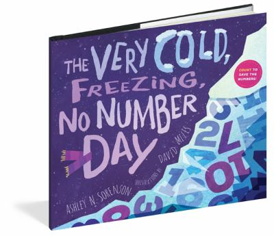 Cover image for The very cold, freezing, no-number day