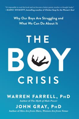 Cover image for The boy crisis : why our boys are struggling and what we can do about it