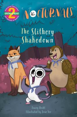 Cover image for The slithery shakedown