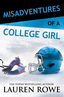 Cover image for Misadventures of a college girl