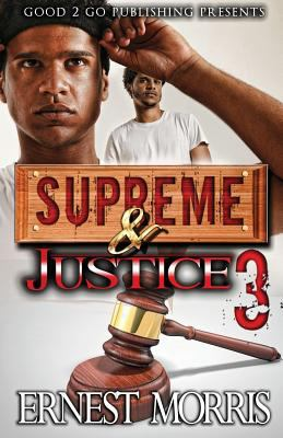 Cover image for Supreme & Justice 3