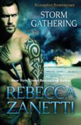 Cover image for Storm gathering