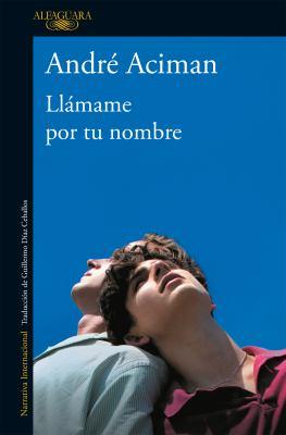 Cover image for Llámame por tu nombre