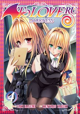Cover image for To love ru darkness. Vol. 4