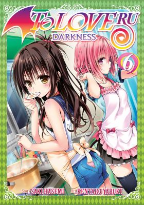 Cover image for To love ru darkness. 6