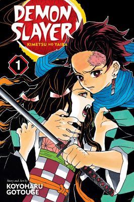 Cover image for Demon slayer = Kimetsu no yaiba. Volume 1