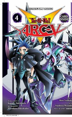 Cover image for Yu-Gi-Oh! Arc-V. 4, Immortal beings!!