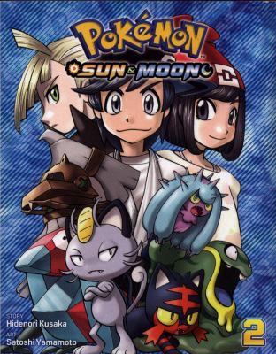 Cover image for Pokémon Sun & Moon. 2
