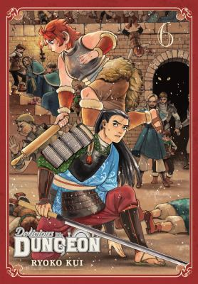 Cover image for Delicious in dungeon. 6