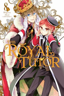Cover image for The royal tutor. 8