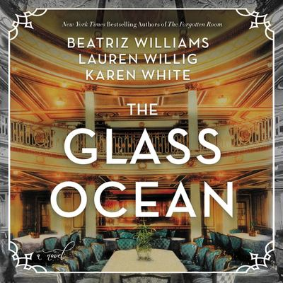Cover image for The glass ocean