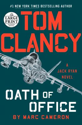 Cover image for Tom Clancy Oath of office