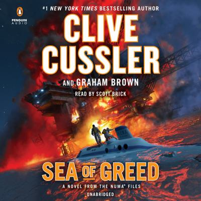 Cover image for Sea of greed