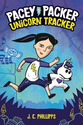 Cover image for Pacey Packer: unicorn tracker