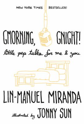Cover image for Gmorning, gnight! : little pep talks for you and me
