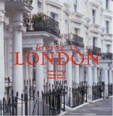Cover image for Living in London