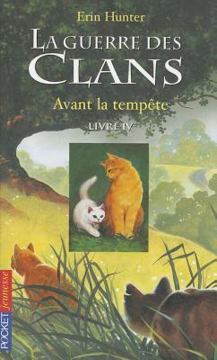 Cover image for Avant la tempete