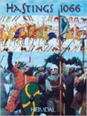Cover image for Hastings, 1066 : Norman cavalry and Saxon infantry
