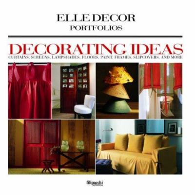 Cover image for Decorating ideas