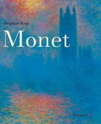 Cover image for Claude Monet