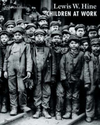 Cover image for Lewis W. Hine children at work