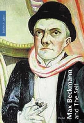 Cover image for Max Beckmann and the self