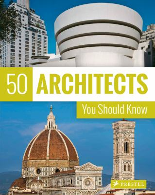 Cover image for 50 architects you should know