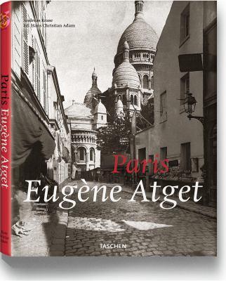 Cover image for Eugène Atget, 1857-1927 : Paris
