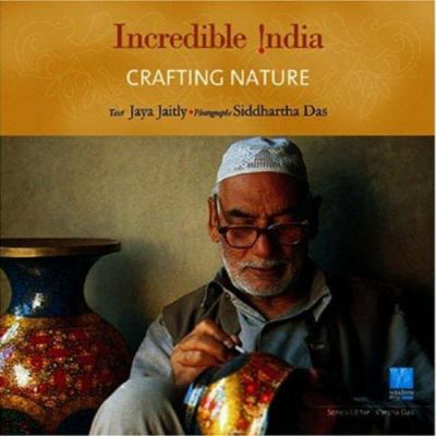 Cover image for Crafting nature
