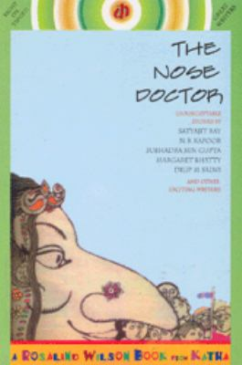 Cover image for The Nose doctor