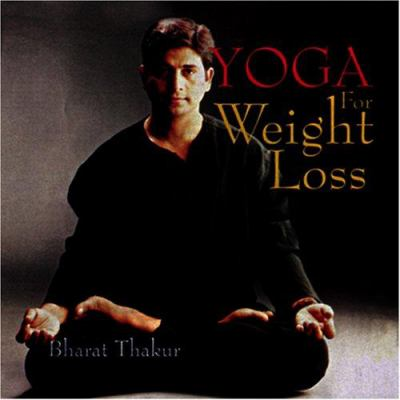 Cover image for Yoga for weight loss