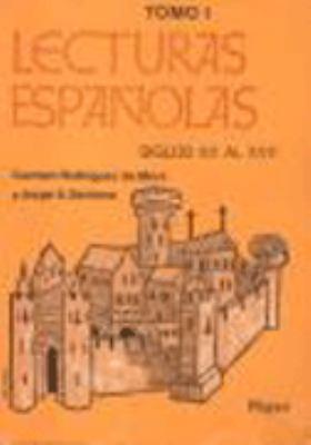 Cover image for Lecturas espanõlas