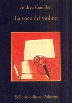 Cover image for La voce del violino
