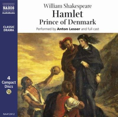 Cover image for Hamlet, Prince of Denmark