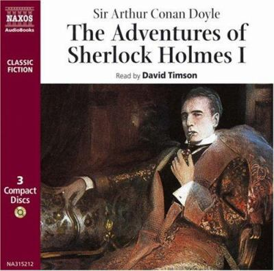 Cover image for The adventures of Sherlock Holmes. 1