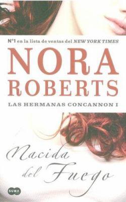 Cover image for Nacida del fuego