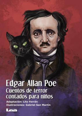 Cover image for Cuentos de terror contados para niños