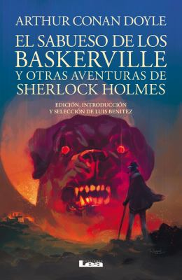 Cover image for El sabueso de los Baskerville y otras aventuras de Sherlock Holmes