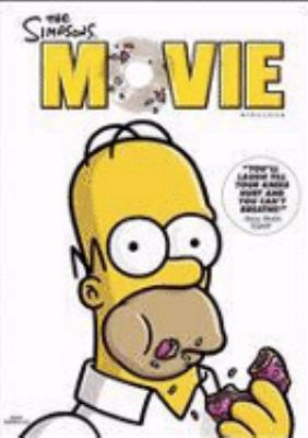 Cover image for The Simpsons movie