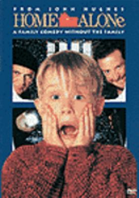 Cover image for Home alone