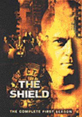 Cover image for The shield. The complete first season