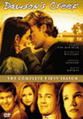Cover image for Dawson's Creek. The complete first season
