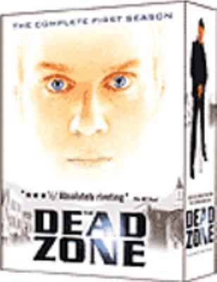 Cover image for The dead zone. The complete first season