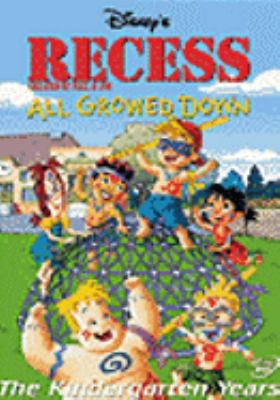 Cover image for Recess all growed down