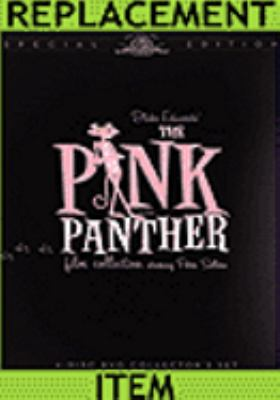 Cover image for The Pink Panther