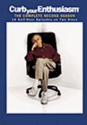 Cover image for Curb your enthusiasm. The complete second season