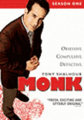 Cover image for Monk. Season one