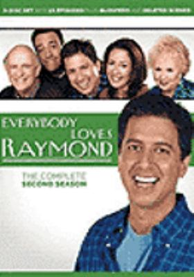 Cover image for Everybody loves Raymond. The complete second season