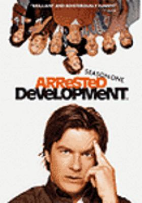 Cover image for Arrested development. Season one
