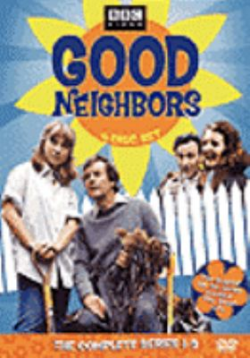 Cover image for Good neighbors the complete series